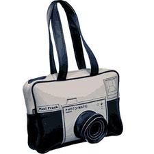 krepšelis - fotoaparatas