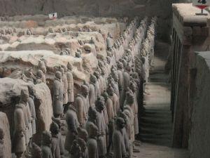 Kinijos terakotine armija