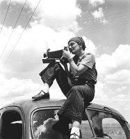 dorothea_lange self portrait